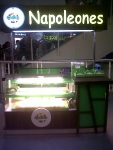 Rolli's Napoleones at SM Megamall