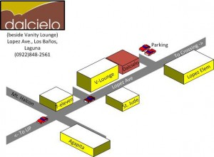 How to get to Dal Cielo