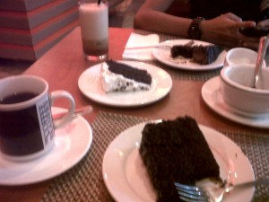 TCB's Unlimited Cakes and Coffee