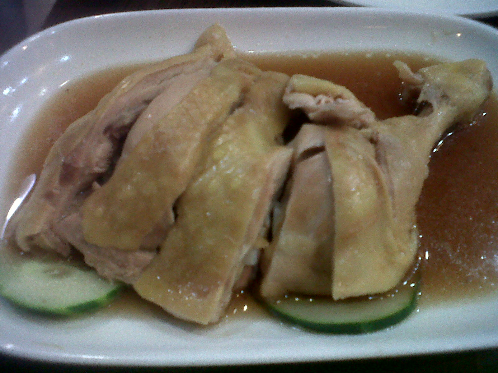 Hainanese Delights: Singaporean Chicken Rice