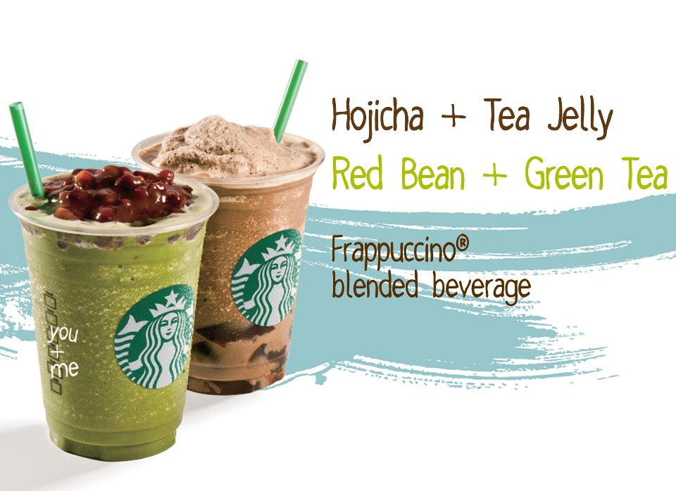 Starbucks' New Frappuccino® Blended Beverage Flavors!