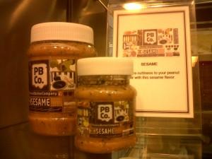 Sesame Peanut Butter