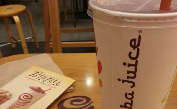 Jamba Juice: Hip and Fun Juice Bar